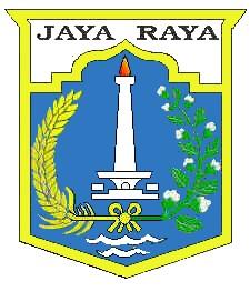 Lambang Daerah Khusus Lbukota Jakarta Raya Terdiri Dari