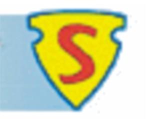 Logo Superman 1938