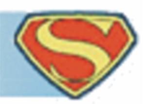 Logo Superman 1940