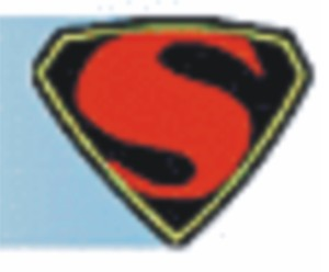 Logo Superman 1941-1943