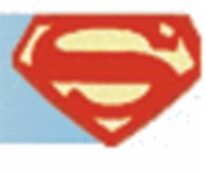 Logo Superman 1956