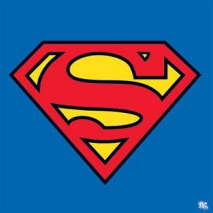 Logo Superman 1980
