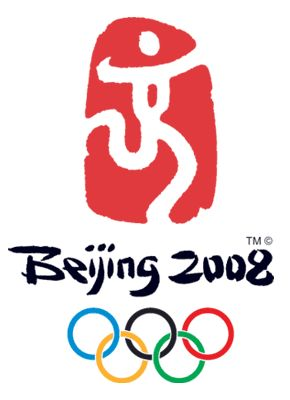 Logo Olimpiade Beijing 2008