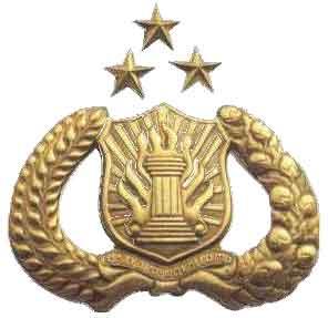 Arti Lambang Kepolisian Republik Indonesia ( Polri )